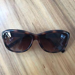 Cole Haan honey tortoise sunglasses